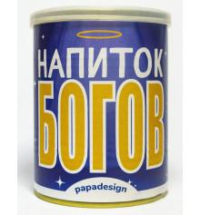 """Консервированный чай """"Напиток Богов"""" купить в интернет магазине подарков ПраздникШоп"""
