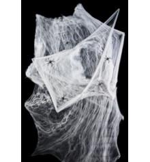 Паутина с 2 пауками купить в интернет магазине подарков ПраздникШоп