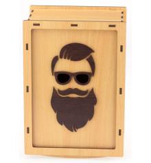 Barber box, бежевый купить в интернет магазине подарков ПраздникШоп