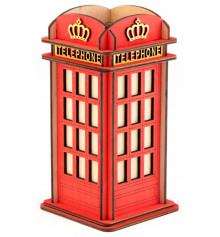 """Скарбничка """"London Телефонна будка"""" купить в интернет магазине подарков ПраздникШоп"""