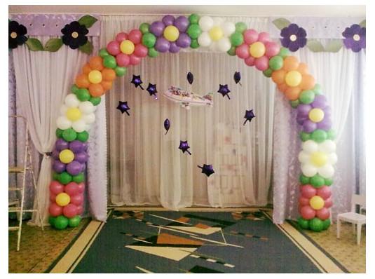 Арка цветочная купить в интернет магазине подарков ПраздникШоп