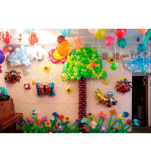 Детский праздник вариант-1 купить в интернет магазине подарков ПраздникШоп