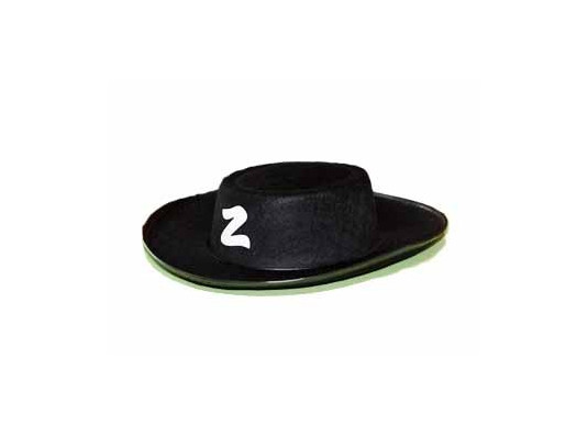 Шляпа «Зорро» детская купить в интернет магазине подарков ПраздникШоп