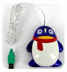Компьютерная мышка «Пингвин» купить в интернет магазине подарков ПраздникШоп