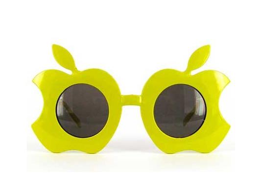"""Очки """"Apple"""" белые купить в интернет магазине подарков ПраздникШоп"""