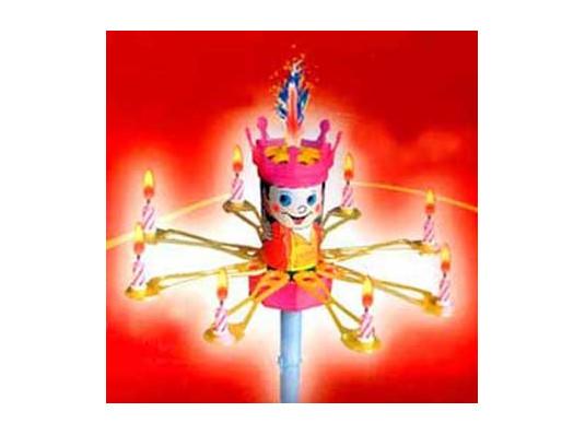 Свеча-лотос детская купить в интернет магазине подарков ПраздникШоп