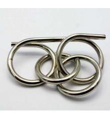 Головоломка металл (D49-51) купить в интернет магазине подарков ПраздникШоп