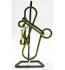 Головоломка металл (D73-75) купить в интернет магазине подарков ПраздникШоп