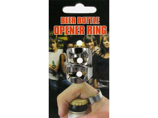 Перстень-открывалка для бутылок, 2 шт. купить в интернет магазине подарков ПраздникШоп