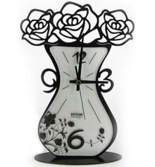 """Часы Settler """"Ваза с цветами"""" купить в интернет магазине подарков ПраздникШоп"""