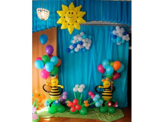 Детский праздник вариант-2 купить в интернет магазине подарков ПраздникШоп