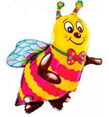 """Шар """"Пчелка"""" 97/80 см купить в интернет магазине подарков ПраздникШоп"""