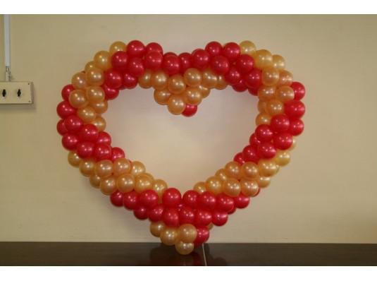 Сердце вариант 1 купить в интернет магазине подарков ПраздникШоп