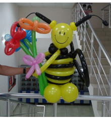 Фигура из шариков вариант-14 купить в интернет магазине подарков ПраздникШоп