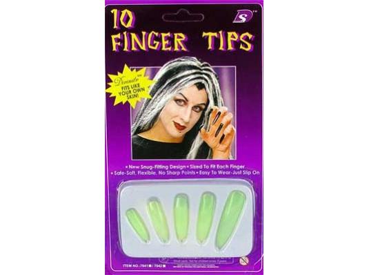 Ногти накладные свет,10 шт купить в интернет магазине подарков ПраздникШоп
