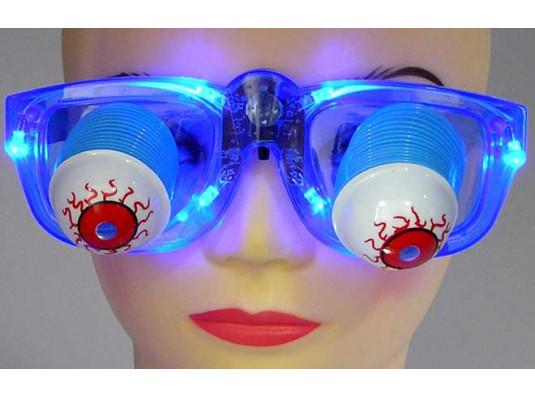 Очки с выпадающими глазами свет. купить в интернет магазине подарков ПраздникШоп