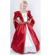 """Костюм """"Принцесса в красном"""" купить в интернет магазине подарков ПраздникШоп"""
