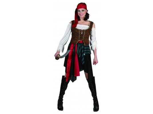 """Костюм """"Пиратка"""" купить в интернет магазине подарков ПраздникШоп"""