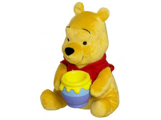 Музыкальная игрушка «Винни Пух с горшочком меда» купить в интернет магазине подарков ПраздникШоп
