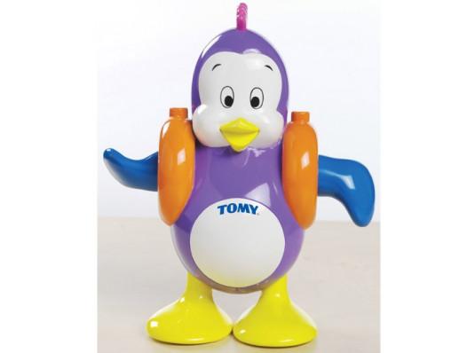 Поющий пингвин Tomy купить в интернет магазине подарков ПраздникШоп