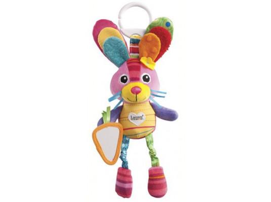 Развивающая игрушка для малышей «Зайчонок» купить в интернет магазине подарков ПраздникШоп