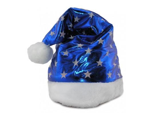 """Колпак """"Санта Клауса"""" со звездочками купить в интернет магазине подарков ПраздникШоп"""