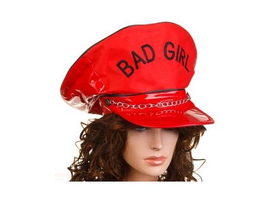 """Шляпа """"Bad girl"""" купить в интернет магазине подарков ПраздникШоп"""
