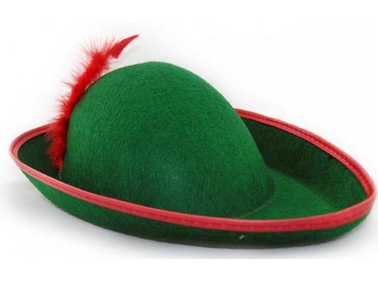 Шляпа Робин Гуда купить в интернет магазине подарков ПраздникШоп