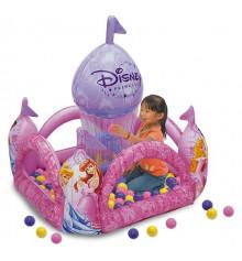 Сухой бассейн Disney «Большой замок принцессы» купить в интернет магазине подарков ПраздникШоп