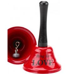 Колокольчик для любви (for love) купить в интернет магазине подарков ПраздникШоп