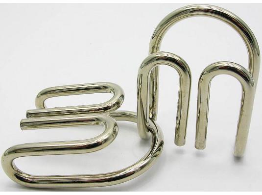 Головоломка металл (D19-21) купить в интернет магазине подарков ПраздникШоп