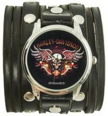 """Наручные часы """"Harley Davidson"""" купить в интернет магазине подарков ПраздникШоп"""