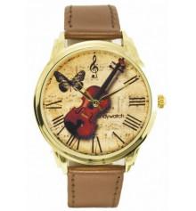 """Наручные часы """"Скрипка"""" купить в интернет магазине подарков ПраздникШоп"""