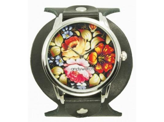 """Наручные часы """"Три цветка"""" купить в интернет магазине подарков ПраздникШоп"""