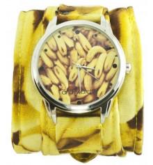 """Наручные часы """"Банановые"""" купить в интернет магазине подарков ПраздникШоп"""
