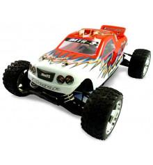 Автомодель Himoto радиоуправляемой трагги 1:10 с нитро двигателем MEGAP MTR-3 HI933T купить в интернет магазине подарков ПраздникШоп