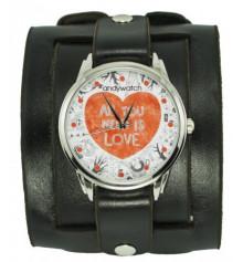 """Наручные часы """"The Beatles Love"""" купить в интернет магазине подарков ПраздникШоп"""
