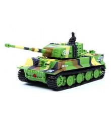 Танк микро р/у 1:72 Tiger со звуком купить в интернет магазине подарков ПраздникШоп