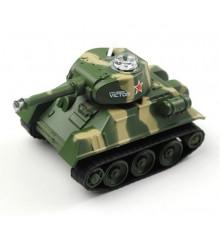 """Танк микро р/у """"Tank-7"""" (СССР) купить в интернет магазине подарков ПраздникШоп"""