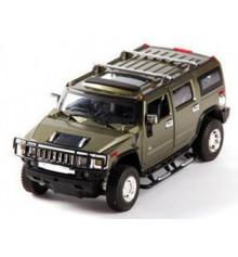 Машинка р/у 1:24 Meizhi лиценз. Hummer H2 металлическая купить в интернет магазине подарков ПраздникШоп