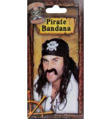 Пиратский бандан купить в интернет магазине подарков ПраздникШоп