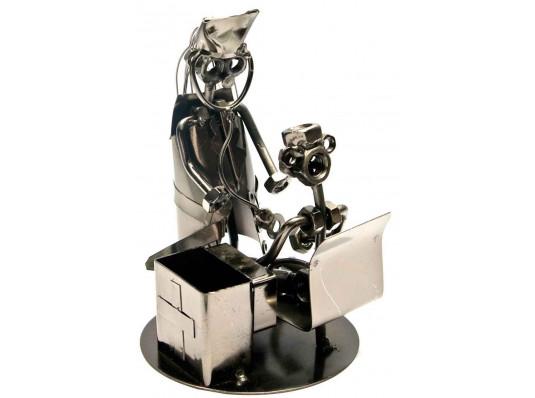 """Техно-арт подставка под ручки """"Врач"""" купить в интернет магазине подарков ПраздникШоп"""