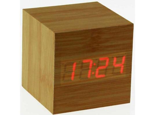 """Часы """"wood sensor"""" купить в интернет магазине подарков ПраздникШоп"""