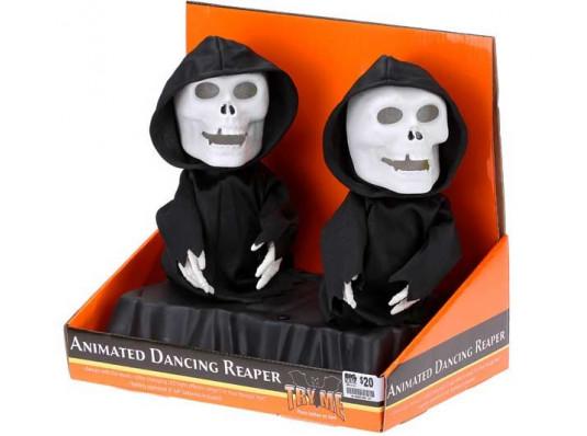 """Танцующие скелеты """"Парочка веселых рэперов"""" купить в интернет магазине подарков ПраздникШоп"""