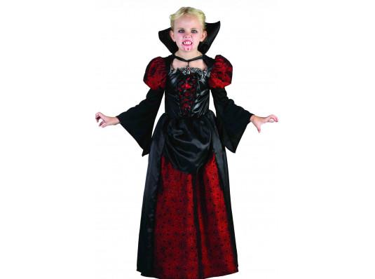 """Детский карнавальный костюм """"Вампирша"""" купить в интернет магазине подарков ПраздникШоп"""