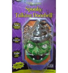 Звонок в дверь Хэллоуин (ведьма) купить в интернет магазине подарков ПраздникШоп