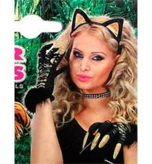 """Перчатки """"Женщина-кошка"""" купить в интернет магазине подарков ПраздникШоп"""