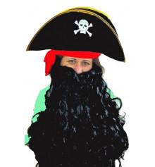 Борода пирата, 60 см купить в интернет магазине подарков ПраздникШоп