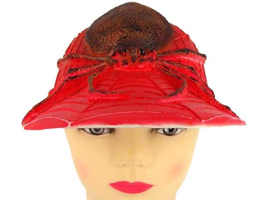 """Маска - шляпка """"паук"""" купить в интернет магазине подарков ПраздникШоп"""