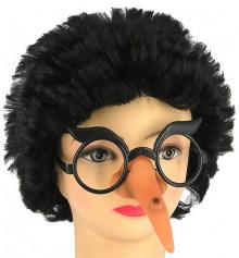 """Очки с носом """"Баба Яга"""" купить в интернет магазине подарков ПраздникШоп"""